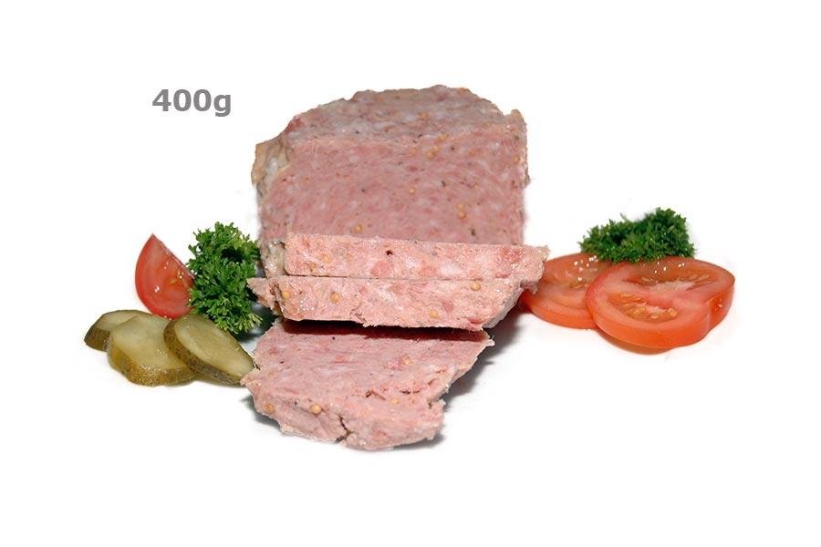 Bierwurst, 400g Dose