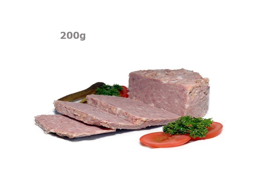 Pfälzer Bratwurst, 200g Dose