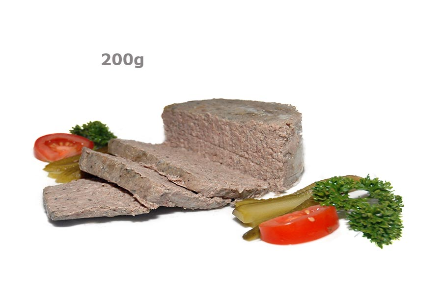 Pfälzer Leberwurst, 200g Dose