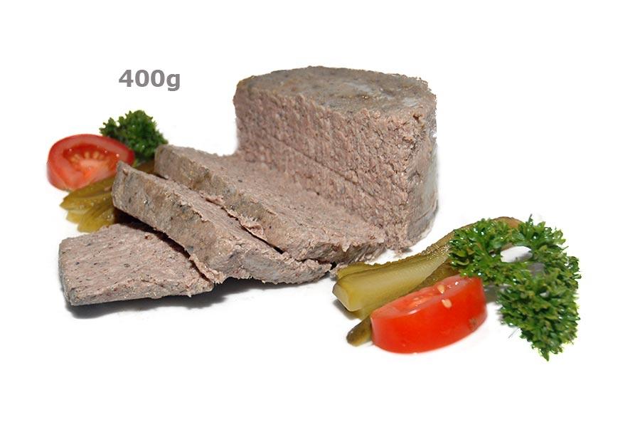 Pfälzer Leberwurst, 400g Dose