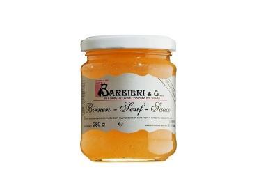 Birnensenf - Sauce, pikant - süß