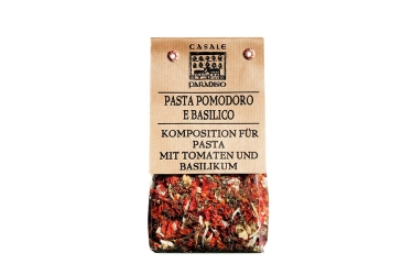 Gewürzmischung für Nudeln - Tomaten und Basilikum