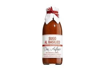 Sugo al basilico - Tomatensauce mit Basilikum