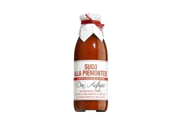 Sugo alla Piemontese - Tomatensauce mit Barolo